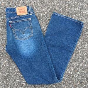 Levi's 518 Superlow Stretch Women's Jeans